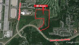 48 Acres - Apartment Land